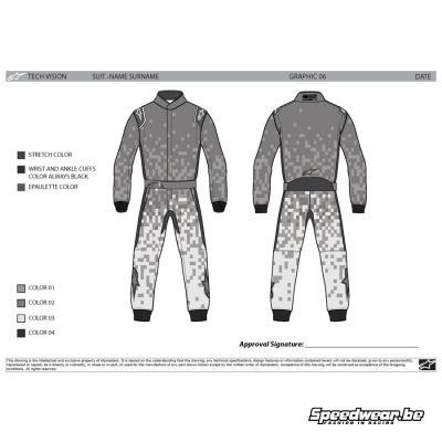 Alpinestars Tech Vision Graphic Editable 7