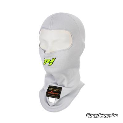 P1 Advanced Racewear Balaclava Karting Aramid - Grijs