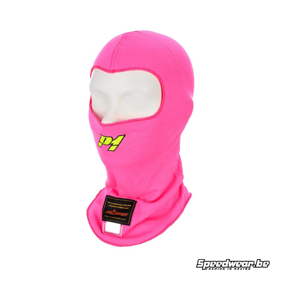 P1 Helmmuts Aramid Racing - Fuschia