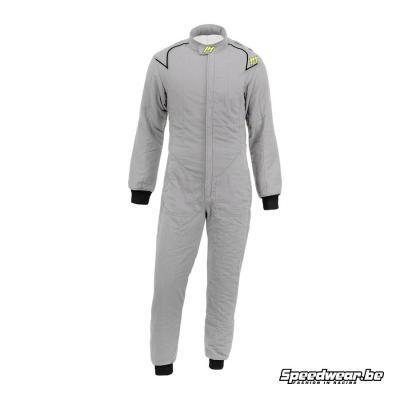 P1 Fia suit type CLUB - Zilver
