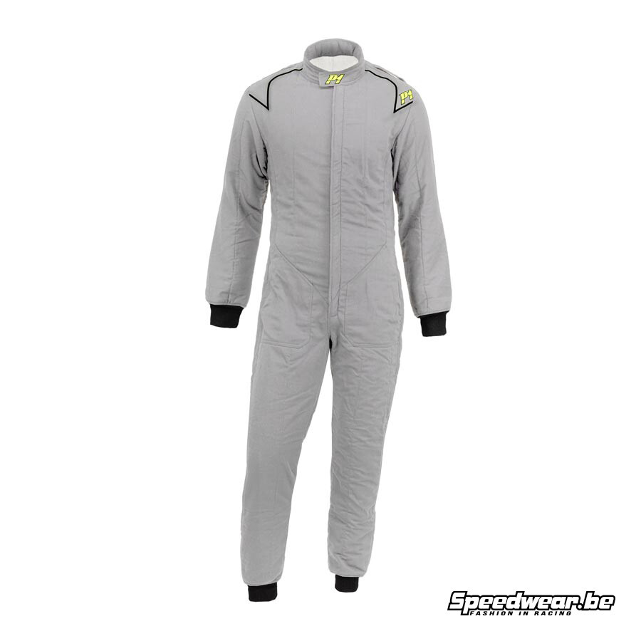 P1 Fia suit type CLUB - Zilver