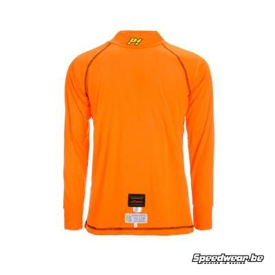P1 Advanced Racewear - Nomex trui - Fluorescent Oranje