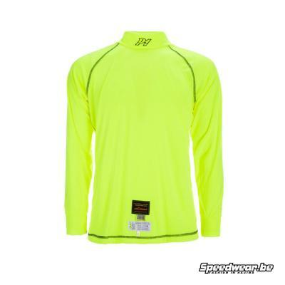 P1 Advanced Racewear - Nomex trui - Fluorescent Geel