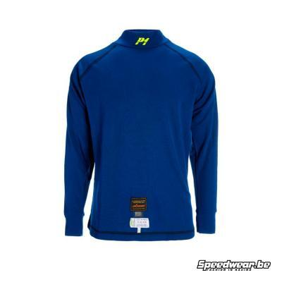 P1 Advanced Racewear - Nomex trui - Blauw