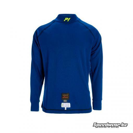 P1 Advanced Racewear - Nomex trui - Blauw