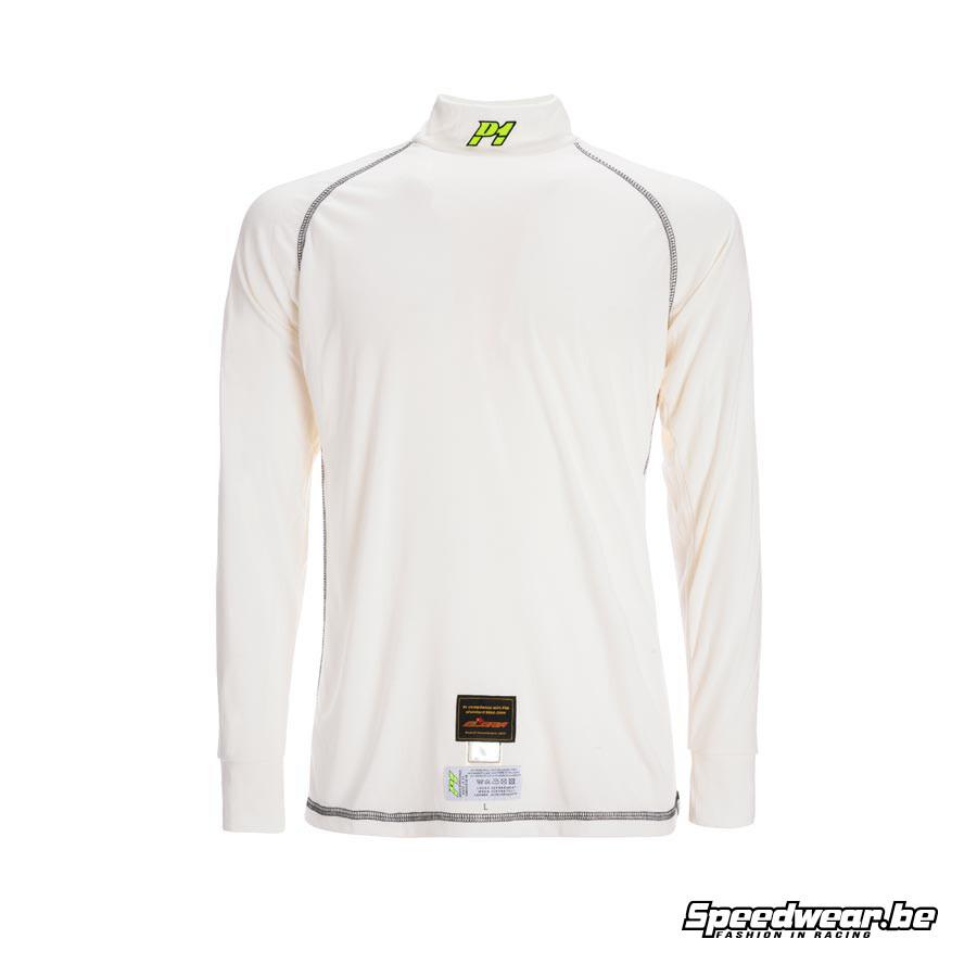 P1 Nomex T-shirt -Wit