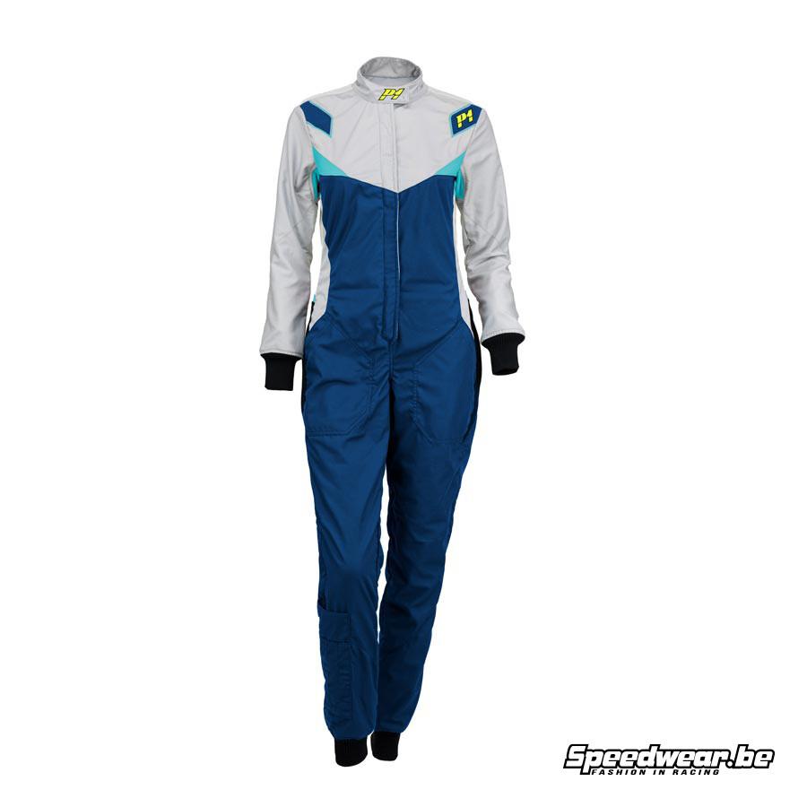 P1 Raceoverall voor vrouwen DIVA Blauw