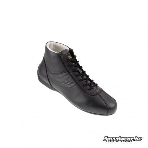 P1 Advanced Racewear - Mito - Black - FIA homologatie