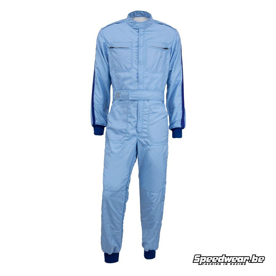 P1 Racewear Racesuit Type Parabolica - Vintage Blue