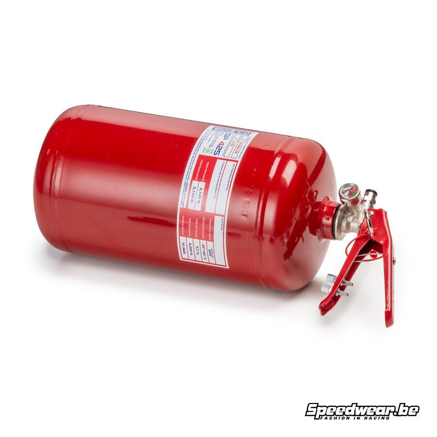 Sparco brandblusapparaat mechanisch - Compleet