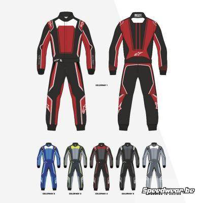 Alpinestars Tech Vision Graphic 1