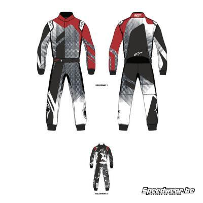 Alpinestars Tech Vision Graphic 4