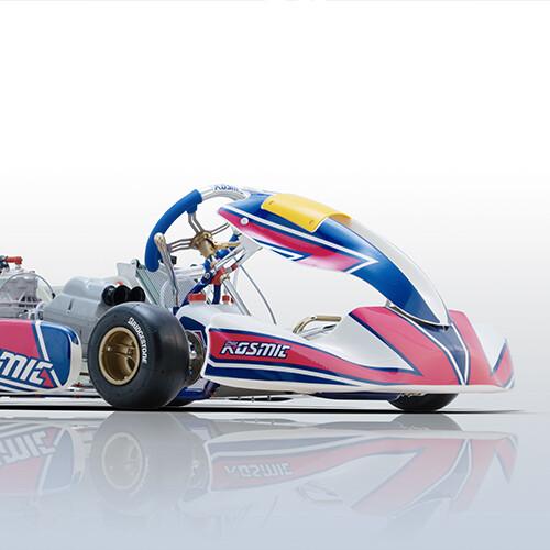 Kosmic Racing Kart MERCURY R - Shifter