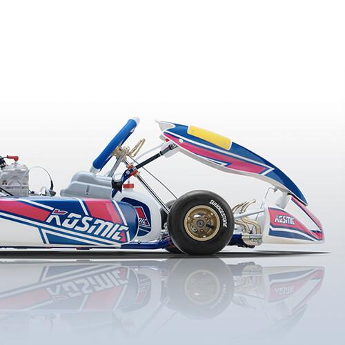 Kosmic Racing Kart MERCURY R