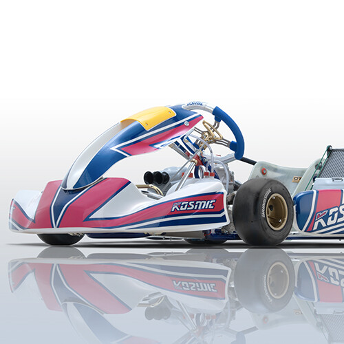 Kosmic Racing Kart MERCURY R 1