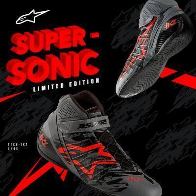 Limited Edition Alpinestars Kartingschoen 2020