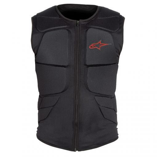 Track protection vest - OUTLET