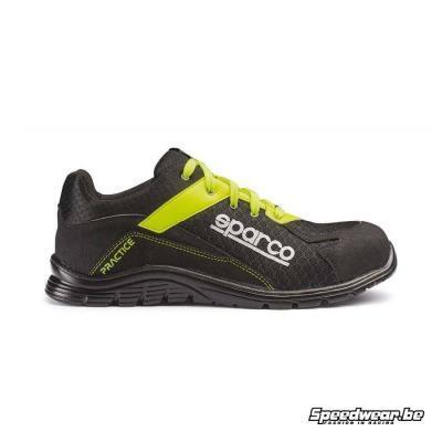 Sparco PRACTICE sneaker werkschoen