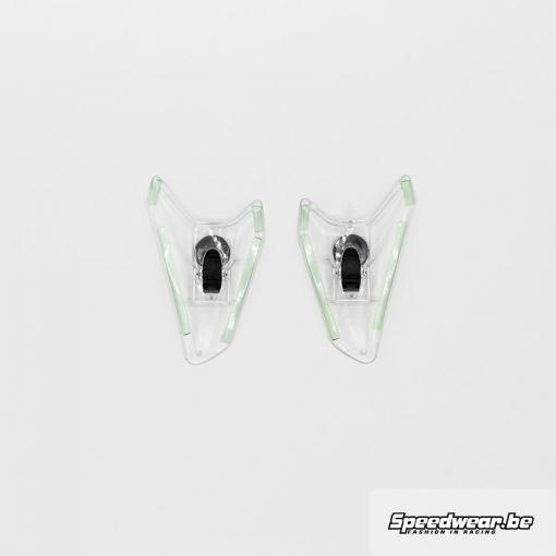 Arai TDF DUCT 3 set GP Clear_Speedwear
