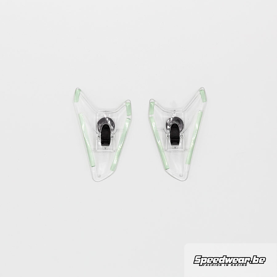 Arai TDF DUCT 3 set GP Clear_Speedwear