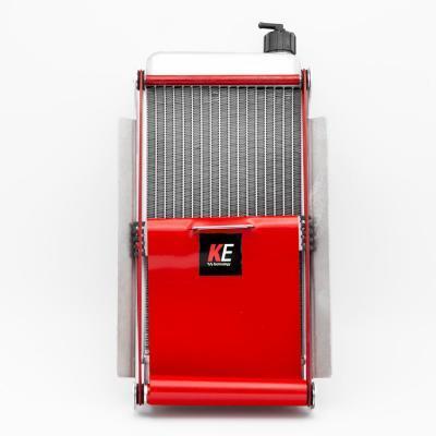 Kart radiatoren