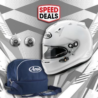 SpeedDeal Arai Autosport #2021