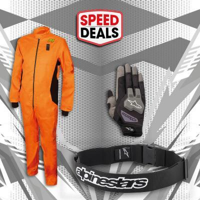 SpeedDeal Baanmarshall #1