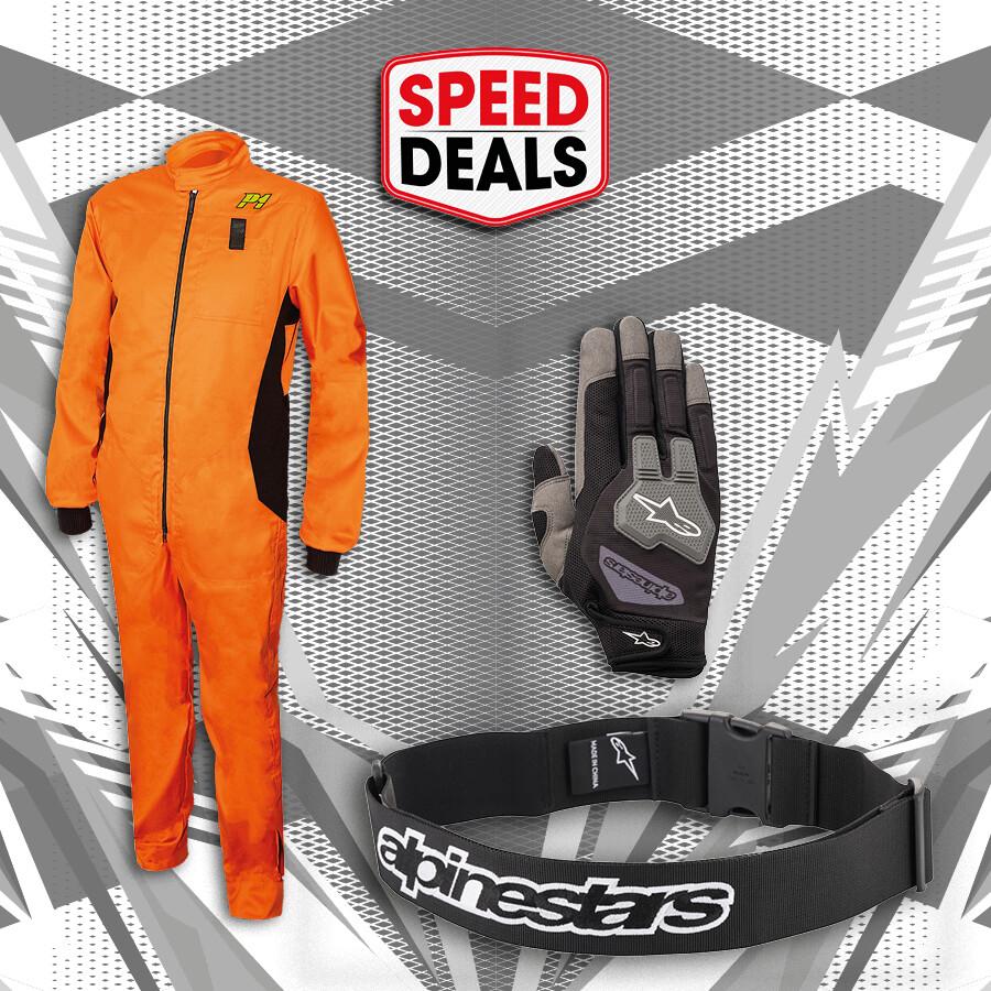 SpeedDeal Baanmarshall #1