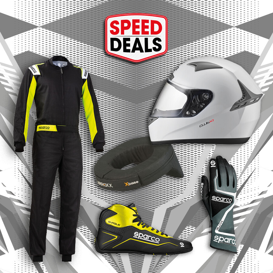 SpeedDeal RacingFriends Karting #5