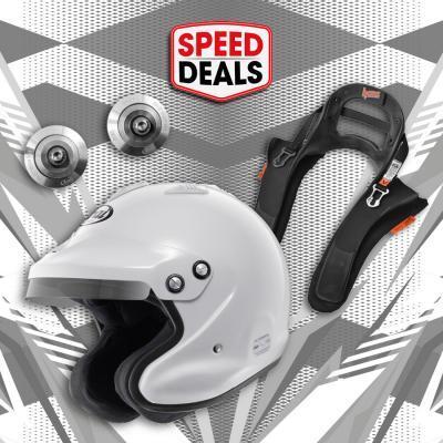SpeedDeal helmpakket Trackday