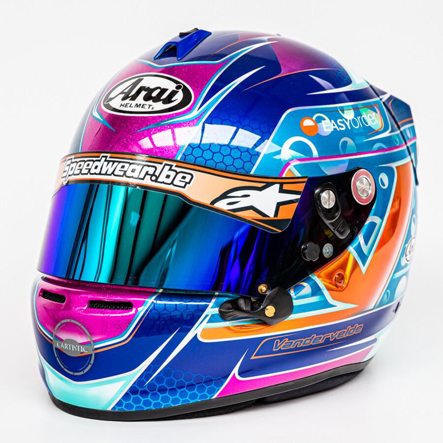 Personalization Helmets Your Motorsport Helmet Or Kart Helmet In Your Own Style