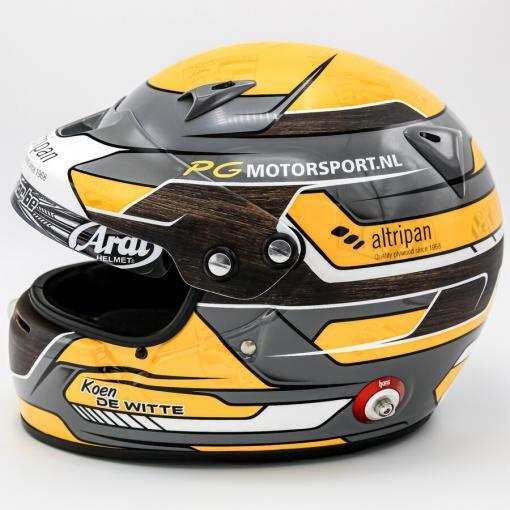 Speedwear helmet design_99