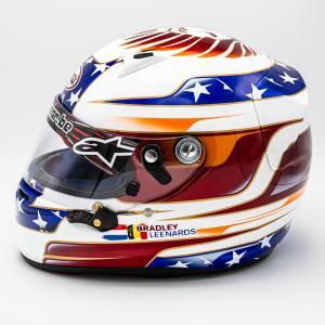 Speedwear helmet design_Arai