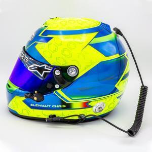 Speedwear autosport helmet design_90