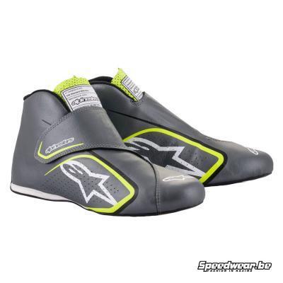 Alpinestars FIA schoenen SUPERMONO