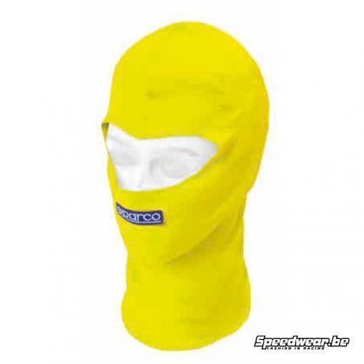 Sparco kartingmuts Yellow