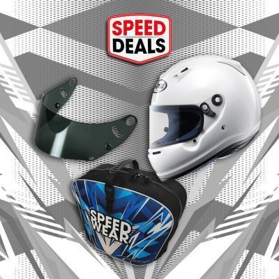 SpeedDeal Arai Kinderkarthelm #1