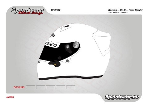 Karting SK6 Spoiler