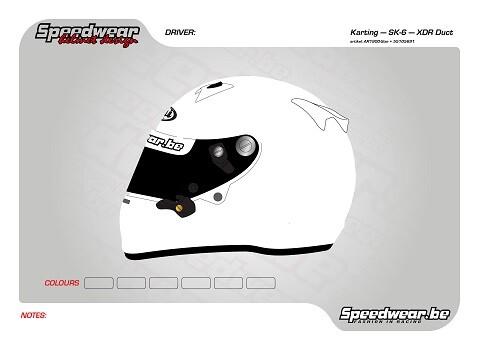 Karting SK6 Spoiler GP7