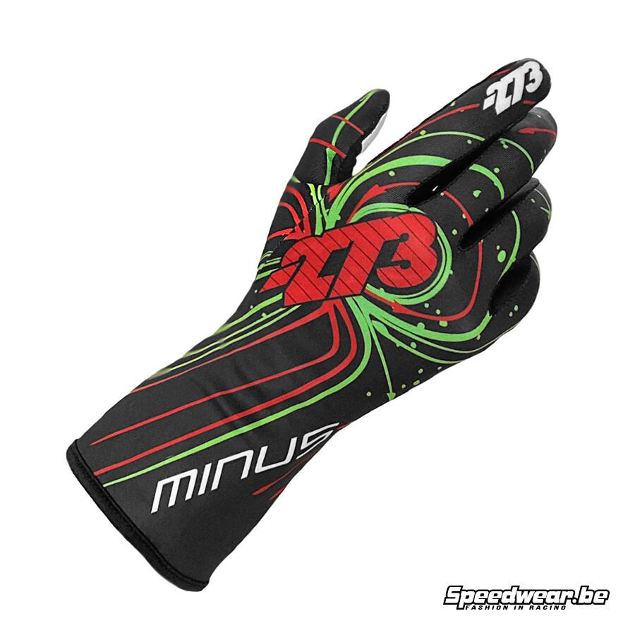 Minus 273 Handschoen voor karting ZERO
