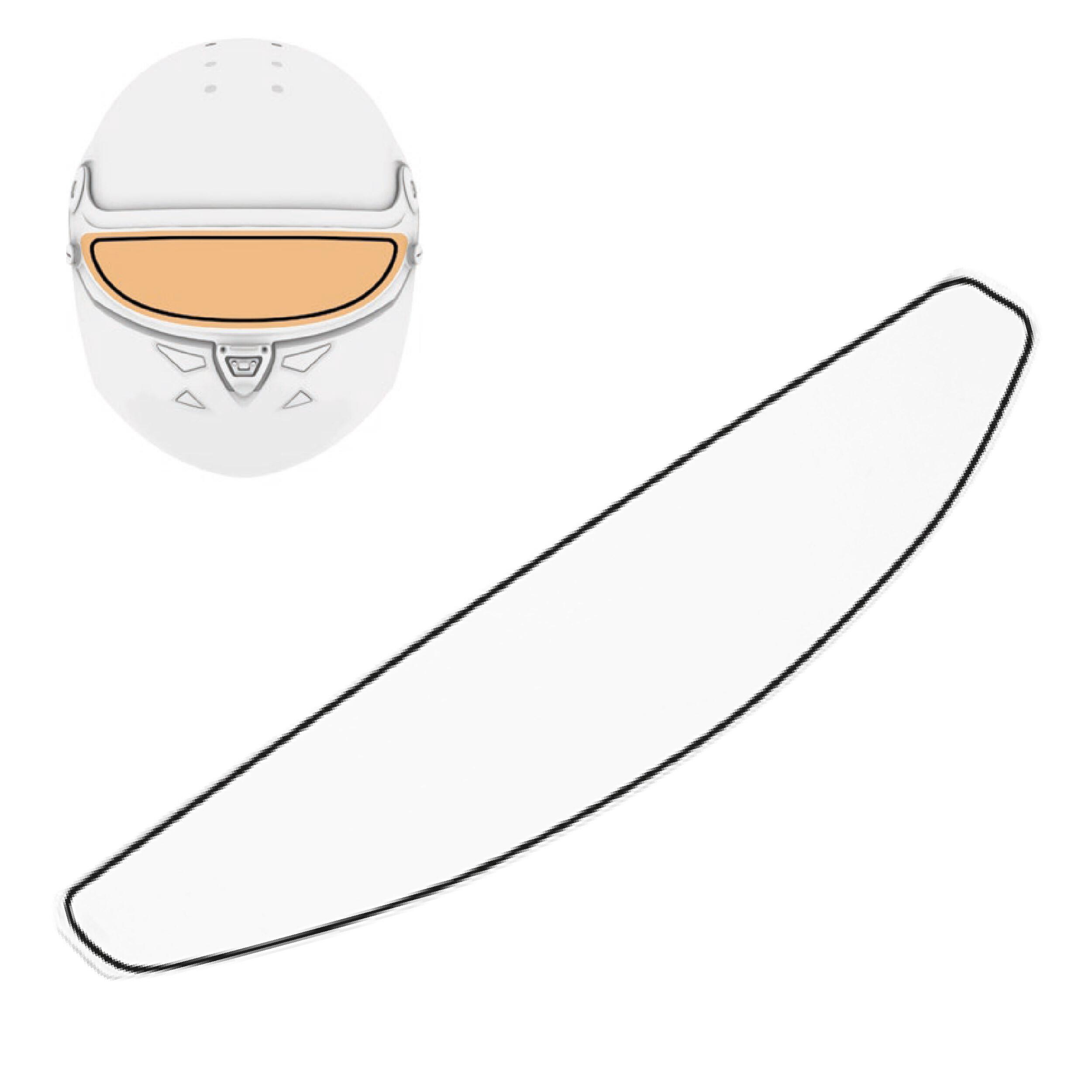 Schuberth Fog resistant lens voor regen