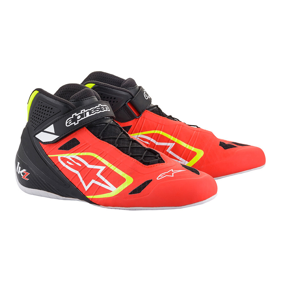 Alpinestars karting schoen Tech 1 KZ LIMITED Edition