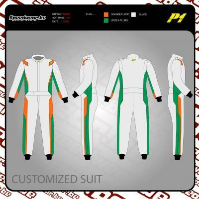 P1 Advanced Racewear TURBO