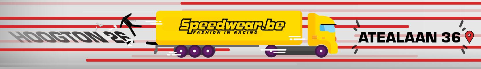 Speedwear banner relocation
