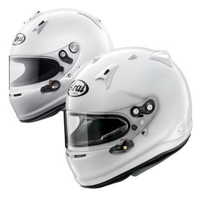 Arai racing helmen