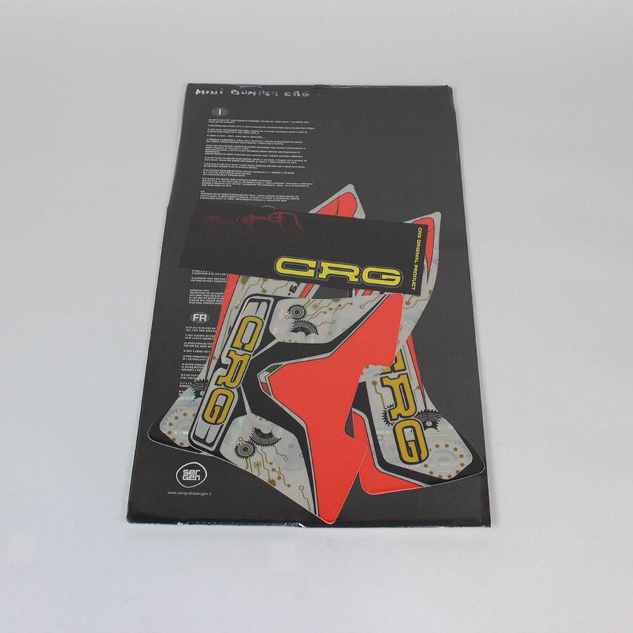 CRG mini bumper sticker kit NEW AGE