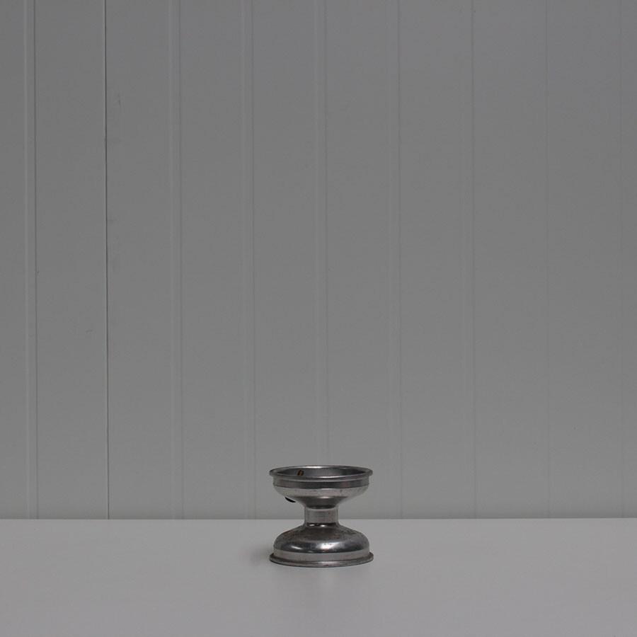 Aluminium kartvelg met lager 17mm 1 stuk-1