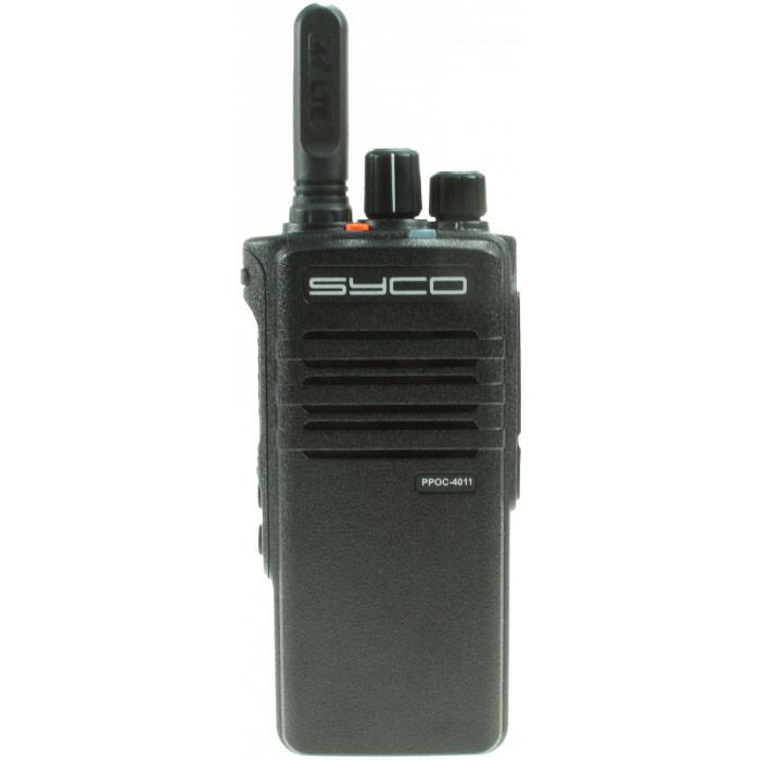PROC 4011 4G POC portable radio
