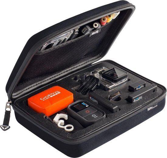 SP Gadgets POV Case Small - Zwart-1