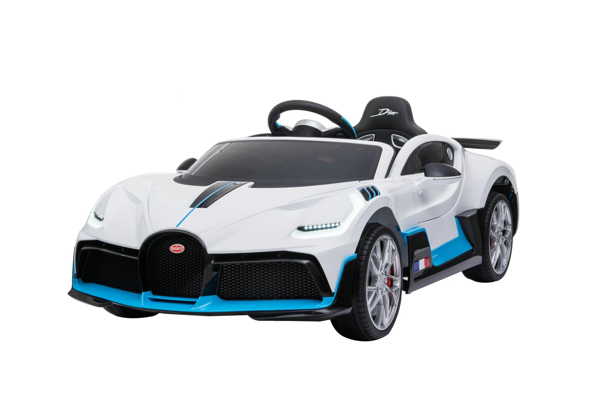 Bugatti Divo Kinderauto 1